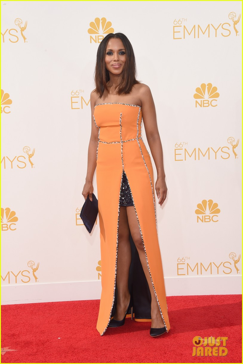 kerry washington emmy awards 2014 073183476