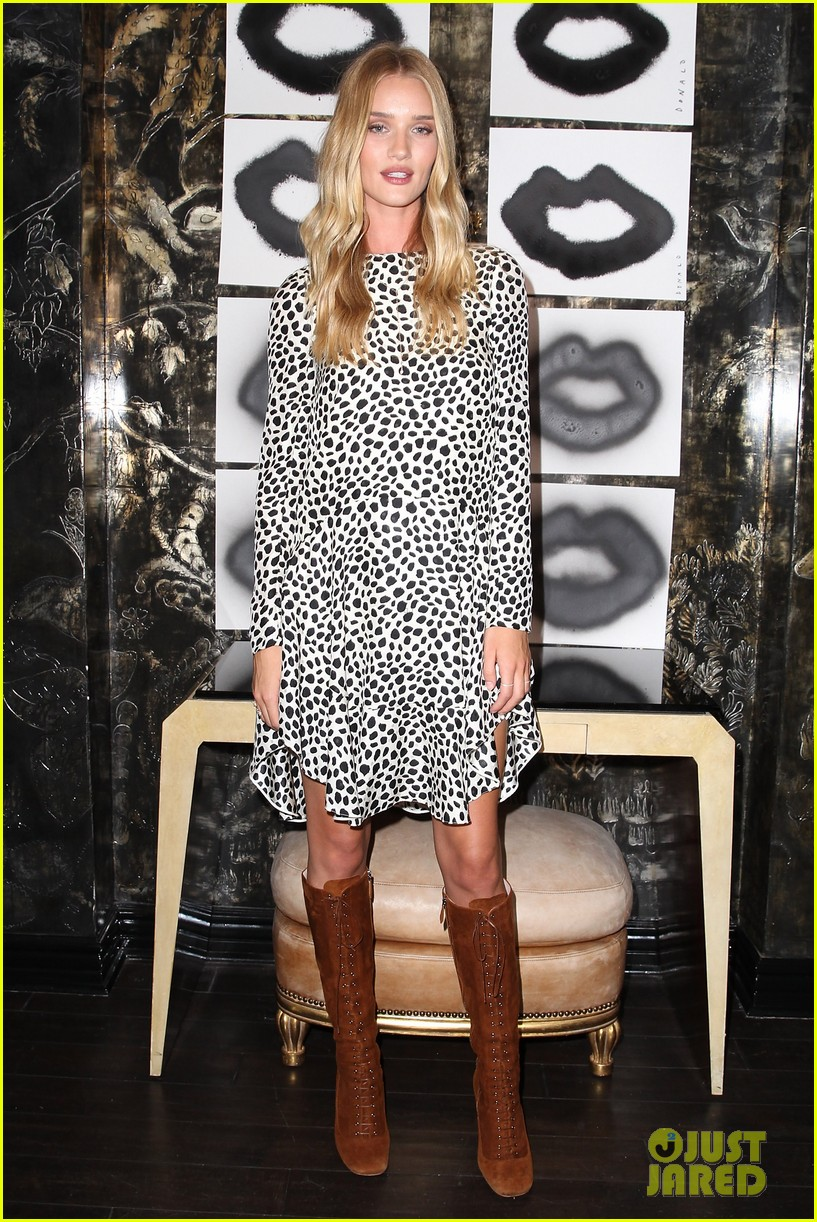 rosie huntington whiteley january jones violet grey event 05