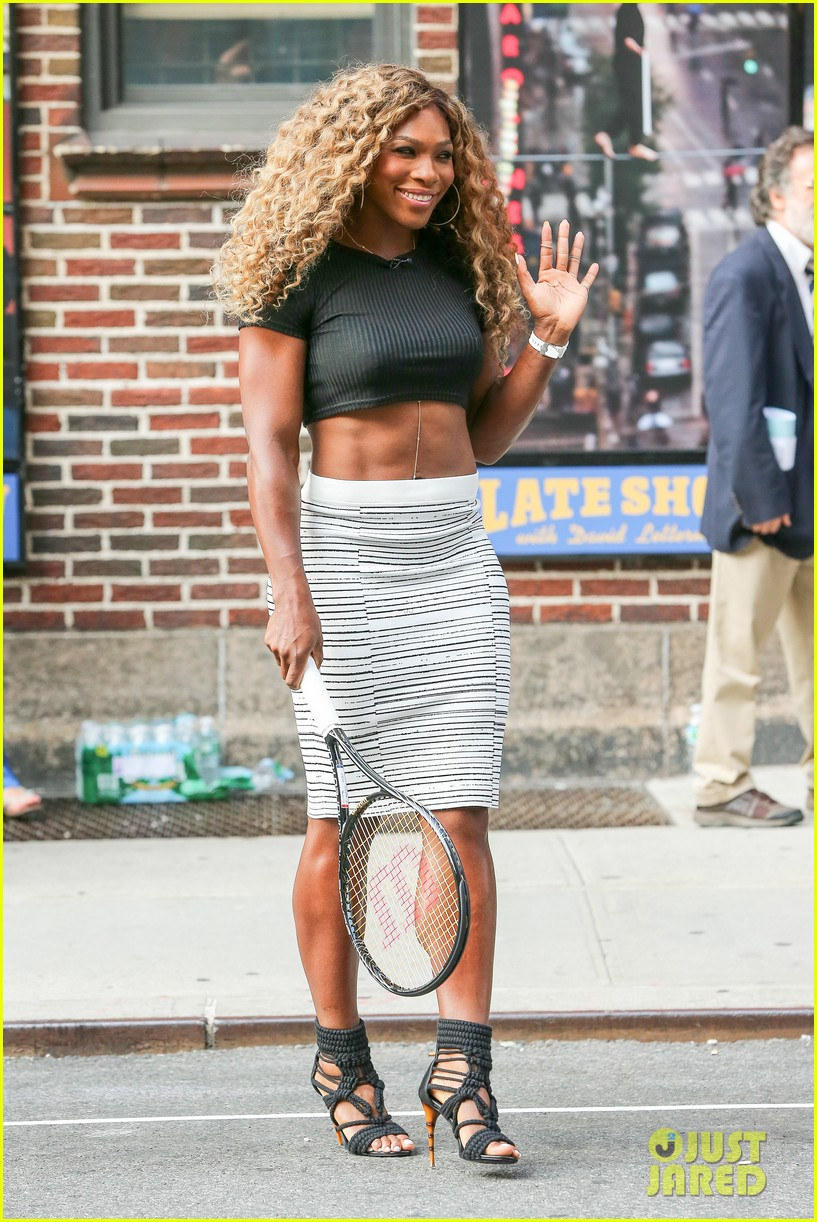 serena williams maria sharapova glam up for us open promo 073179845