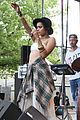 zoe kravitz couldnt imagine life without music 09