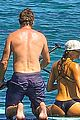 gerard butler makes out with mystery girlfriend on the water 22