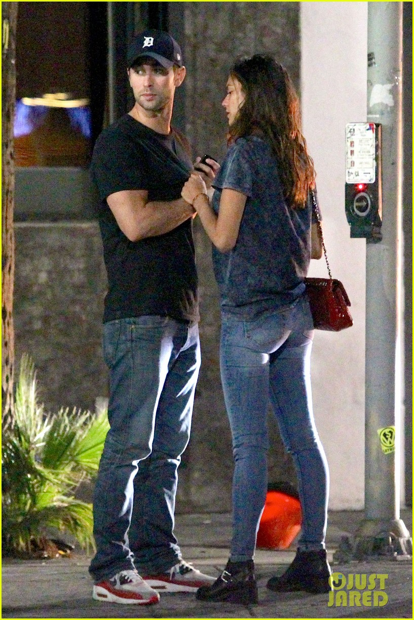 chace crawford rachelle goulding hold hands 05