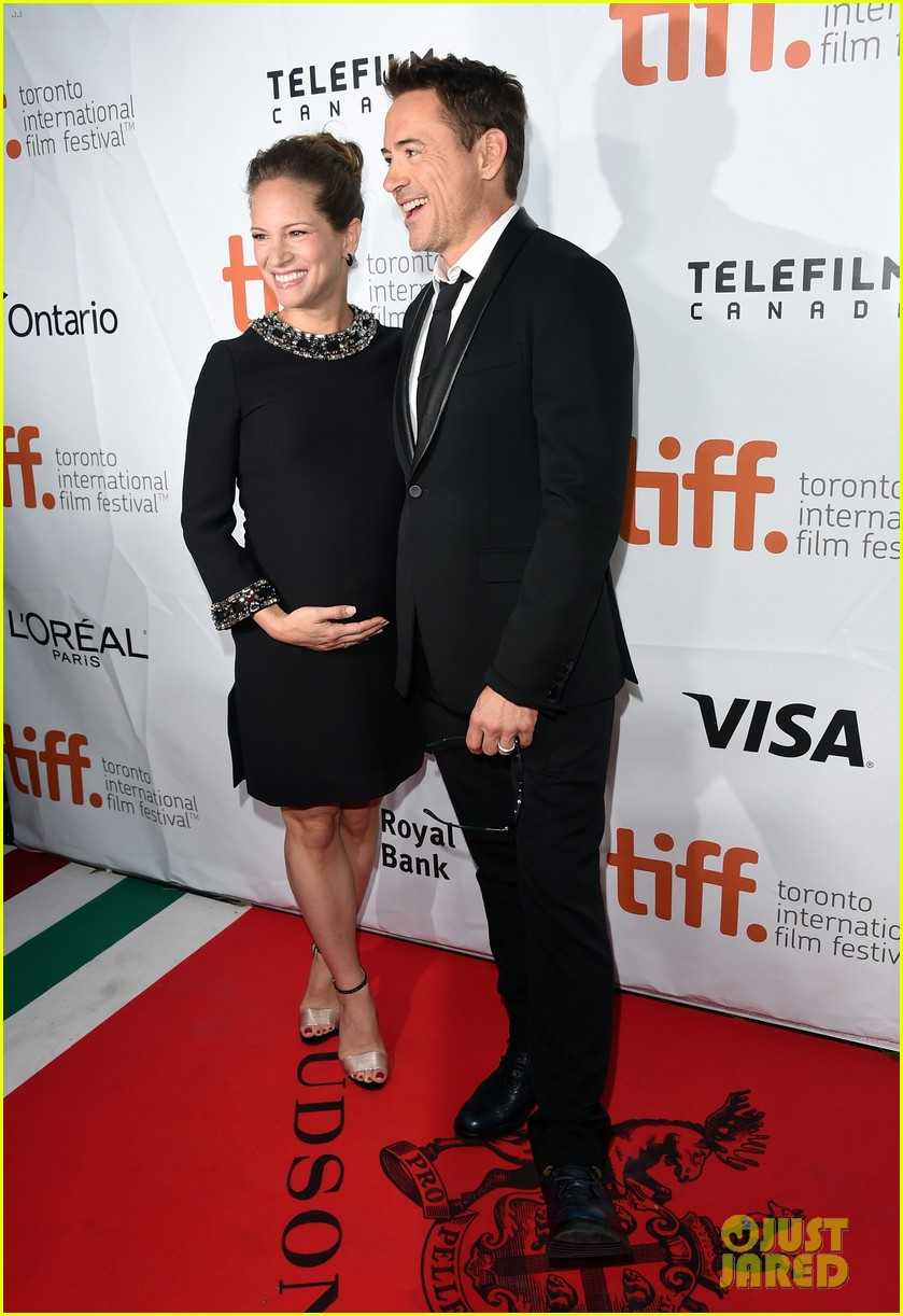 robert downey jr pregnant wife susan the judge toronto 26