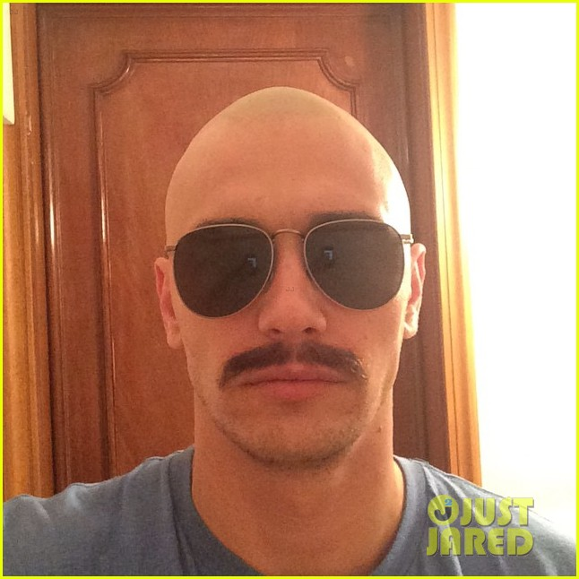 james franco is bald shaves his head 04