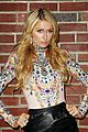 kat graham blonds show at new york fashion week 07