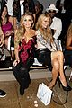 kat graham blonds show at new york fashion week 13