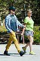 hayden christensen asys goodbye mom hike together 08