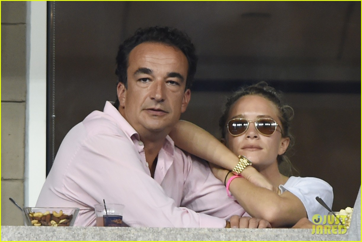 mary kate olsen heidi klum bring they significant others to us open 283187854
