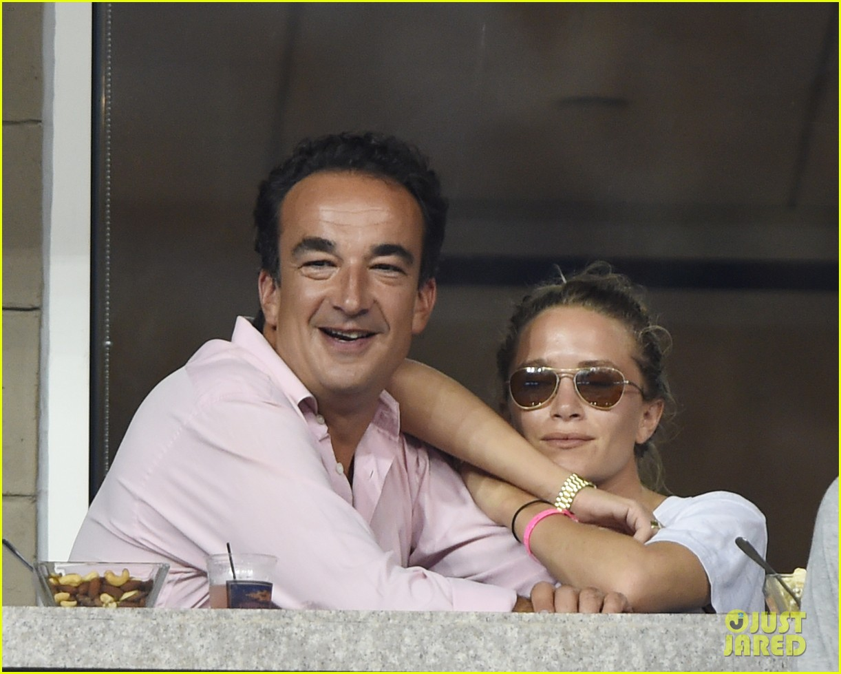 mary kate olsen heidi klum bring they significant others to us open 303187856