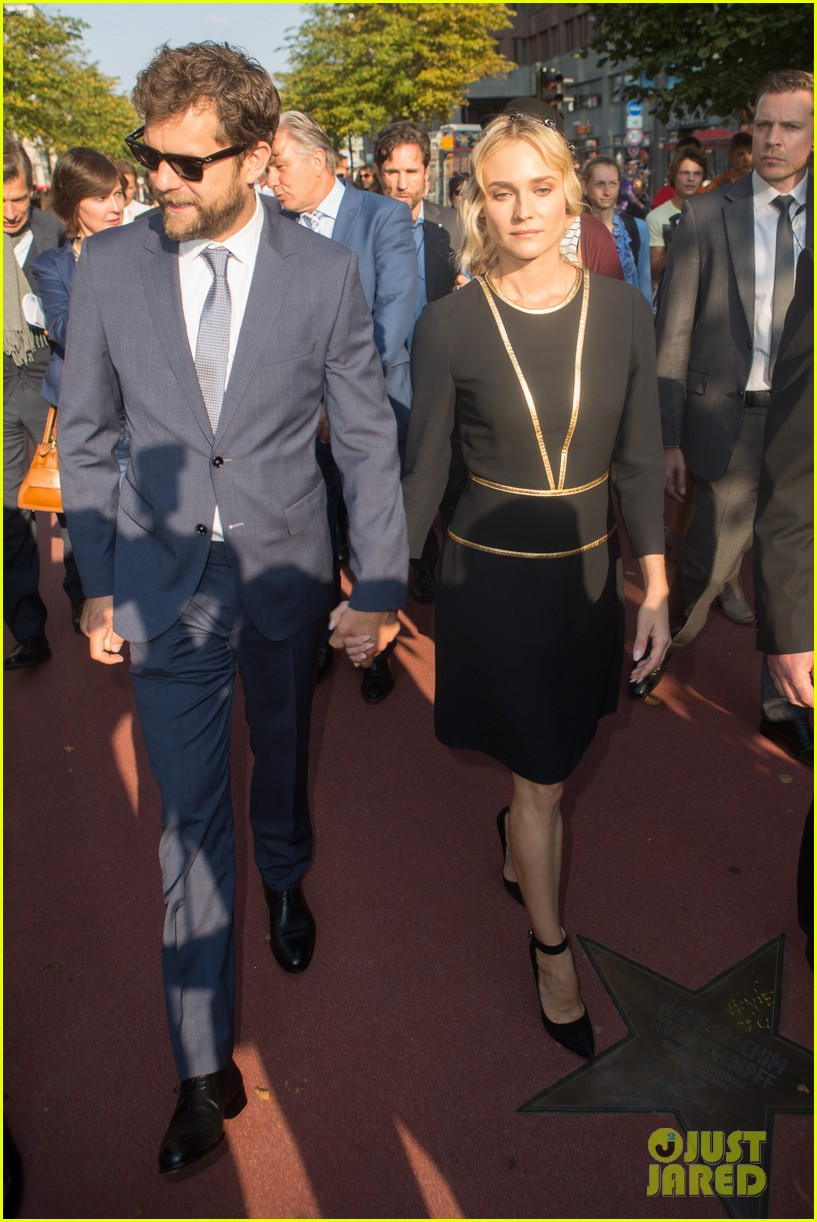 diane kruger geta a star on berlins walk of fame 05