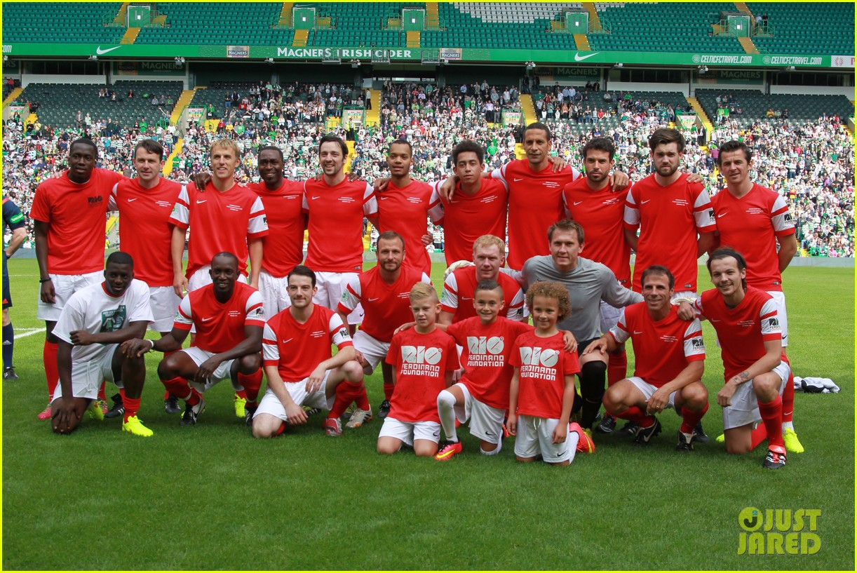 Louis Tomlinson   James McAvoy Play Soccer for Charity!  Photo 3191722  ac425da9b