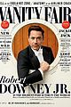 robert downey jr vanity fair