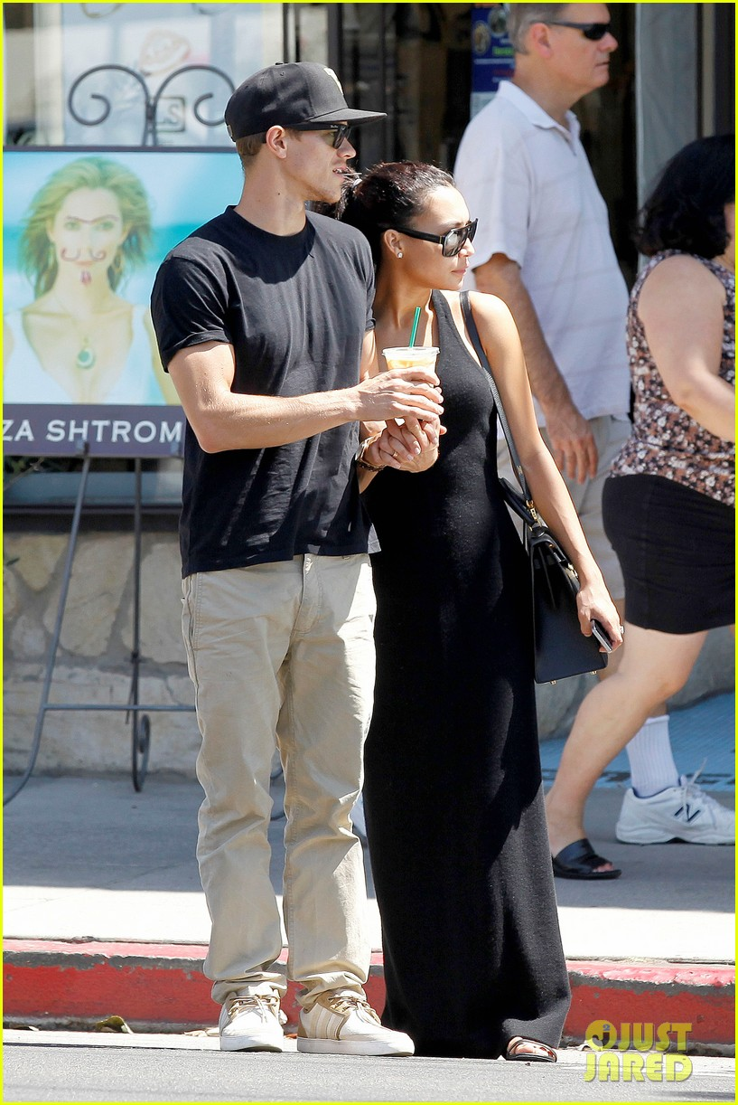 Naya Rivera Husband Ryan Dorsey Naya Rivera Husband Ryan