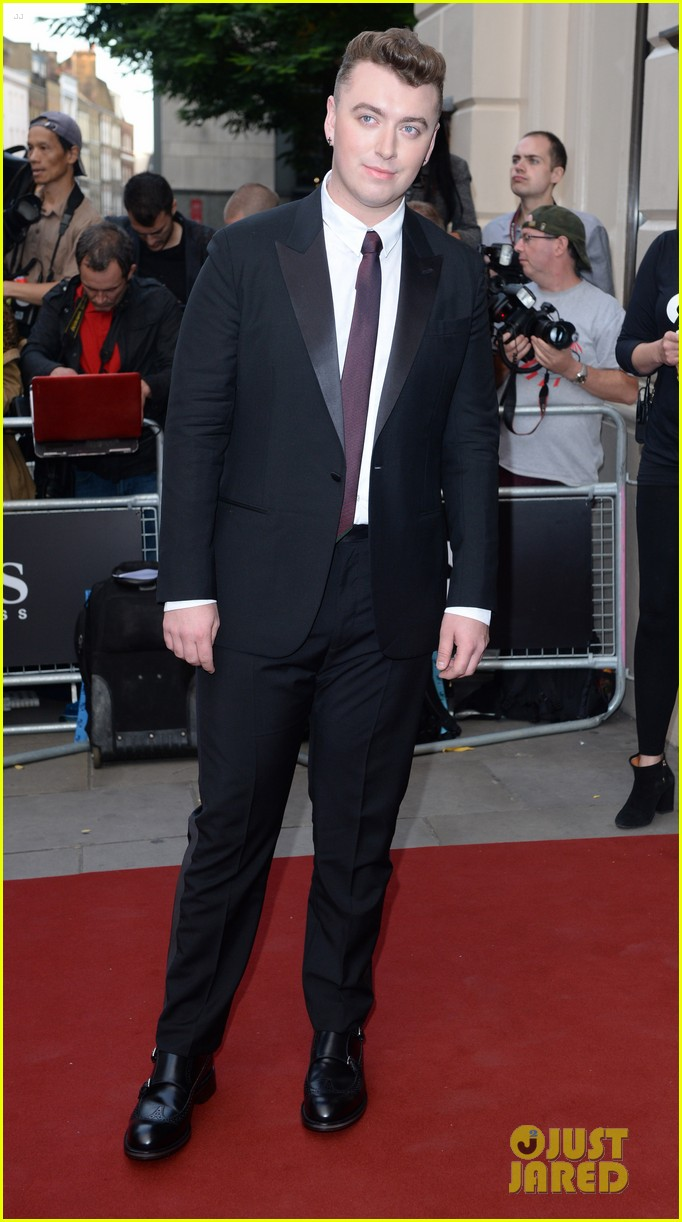 sam smith bbc radio gq men year awards 073188489