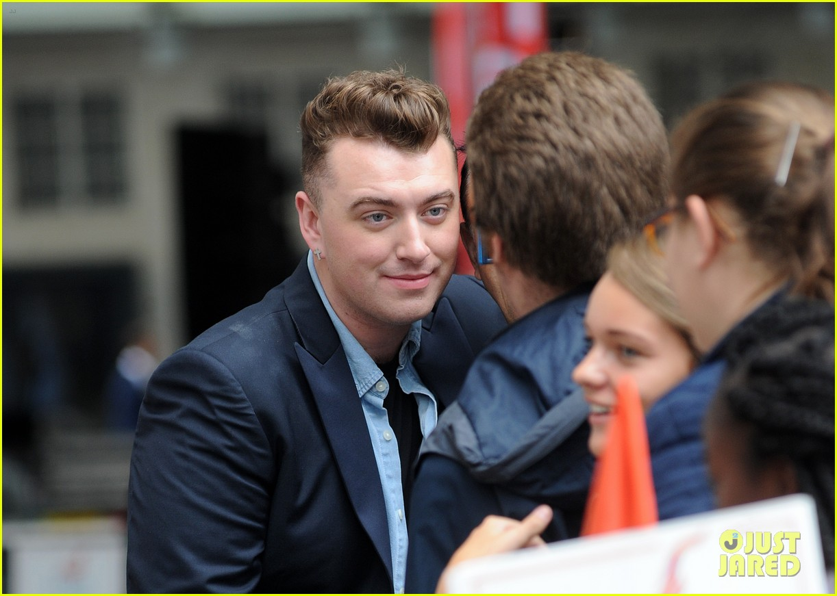sam smith bbc radio gq men year awards 10