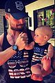stephen amell celebrates wife cassandras birthday daughter mavi 05
