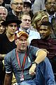 justin bieber usher hang out at lebron james home coming game 04
