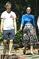 dita von teese post birthday stroll adam rajcevich 04