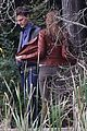 jamie dornan dakota johnson kiss in the woods 16