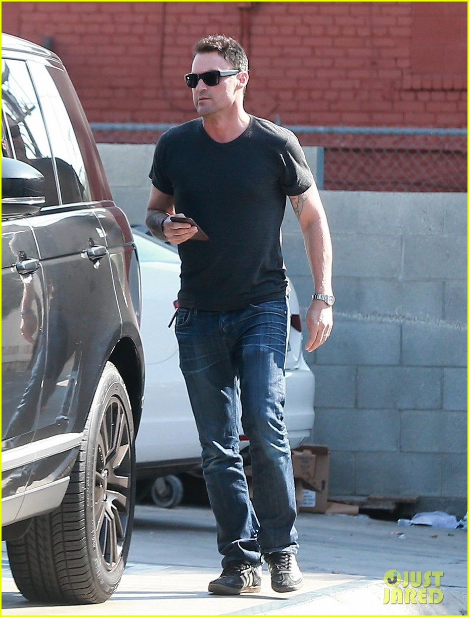 Megan Fox s Underwear Hangs Out During Lunch Date with Brian Austin Green   Photo 3216295  e4e2b8c81