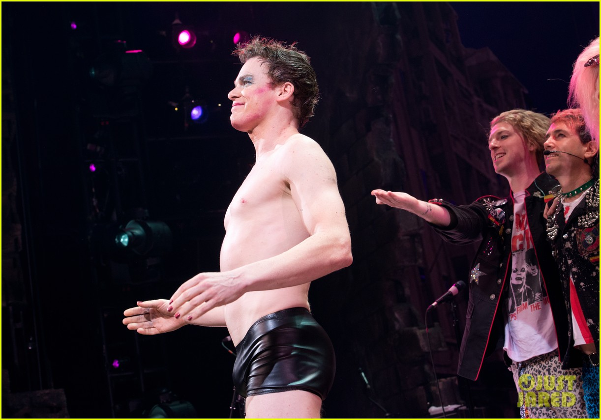 naked michael c hall