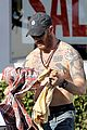 tom hardy shows off shirtless body on shopping trip 04