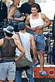 matt bomer flashes his rock hard abs 31