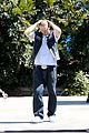 charlie hunnam is having a blast on sons of anarchy set 03