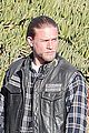 charlie hunnam sons of anarchy plaid 02