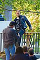 charlie hunnam goes undercover shoot 23
