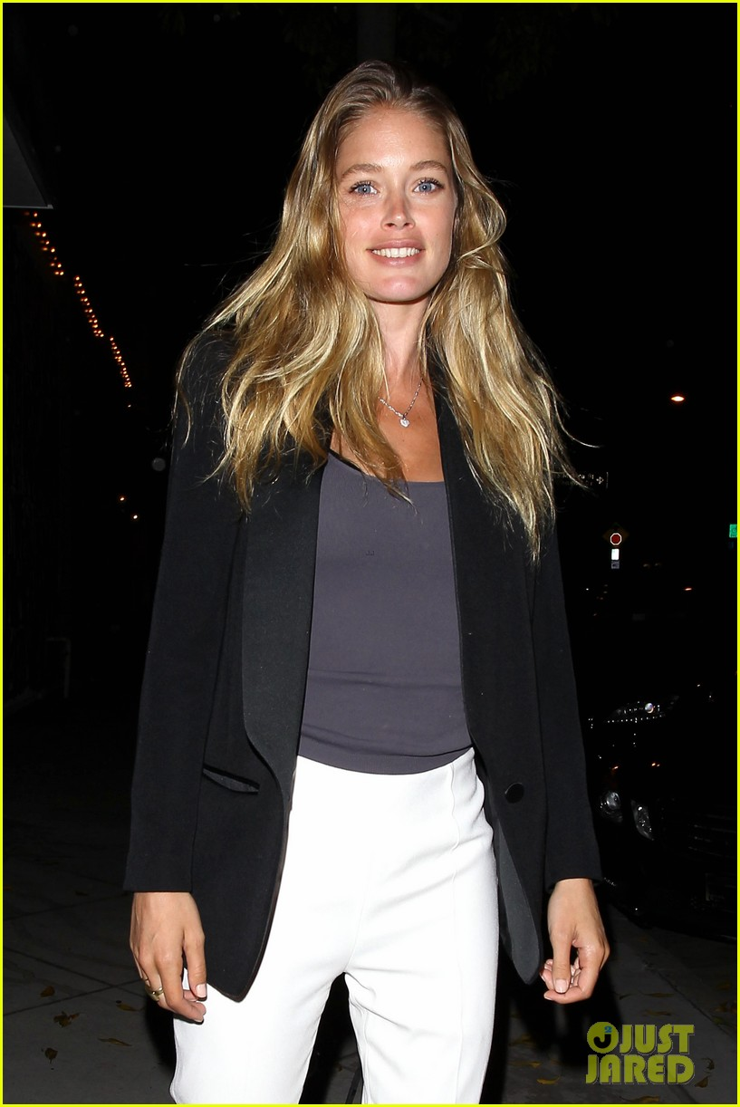 Full Sized Photo Of Doutzen Kroes Husband Sunnery James Craigs Restaurant 14 Photo 3228719