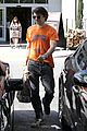 olivier martinez is all about sunday night football in broncos shirt 11