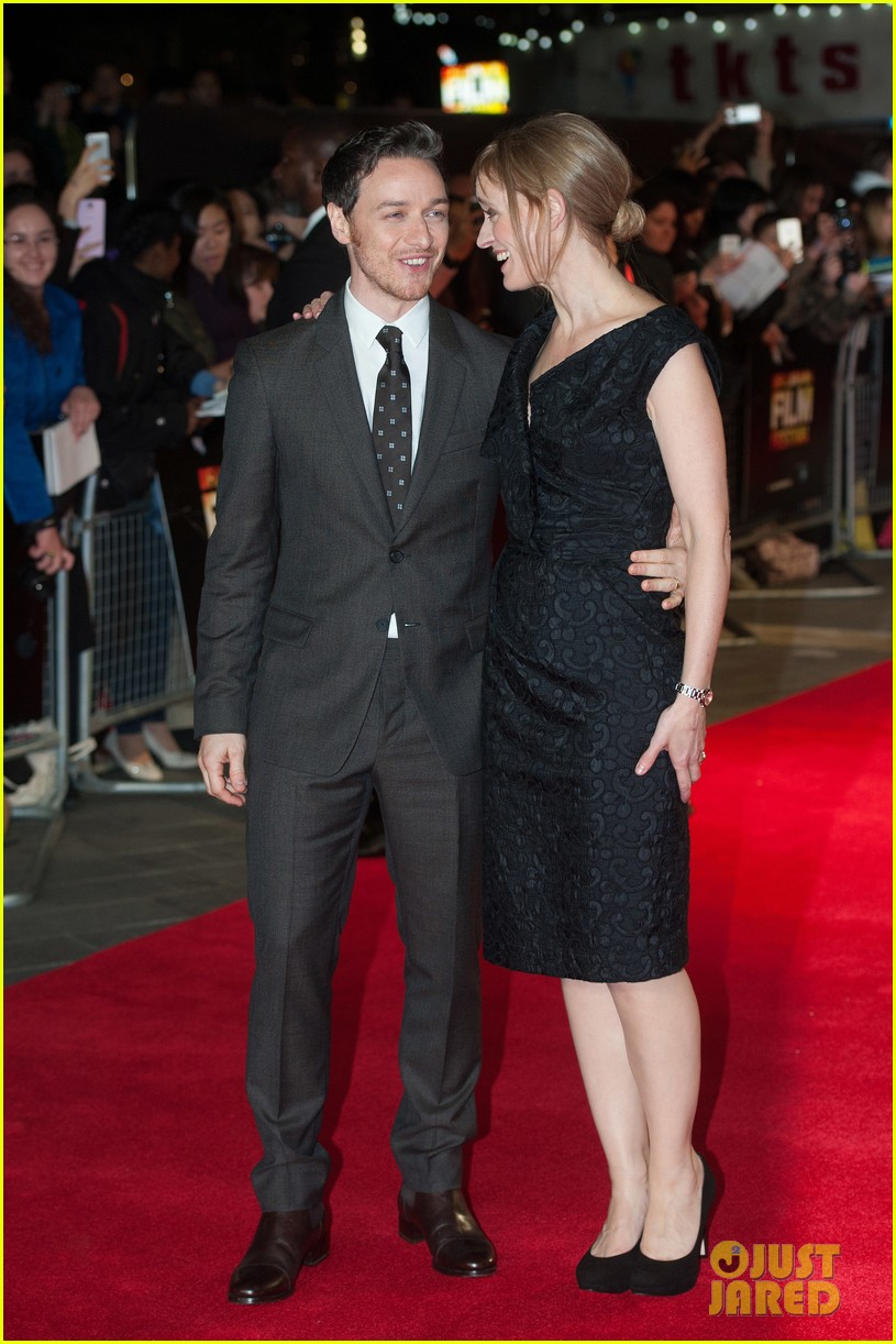 James McAvoy Has Wife ...