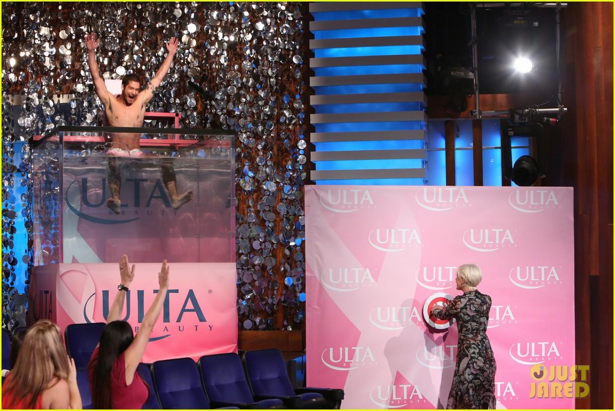 Teen Wolf\'s Tyler Posey Strips Down to His Underwear for Ellen\'s ...