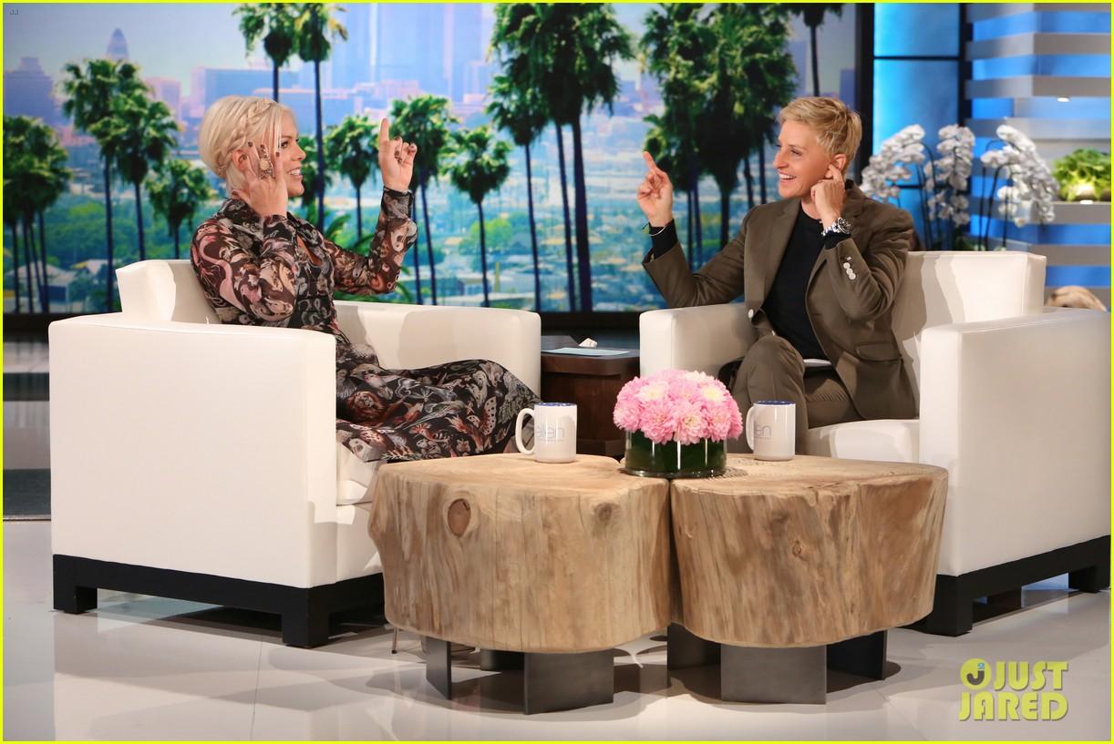 Tyler Posey On Ellen