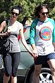 krysten ritter new boyfriend adam granduciel hit the gym 12