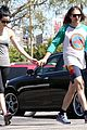krysten ritter new boyfriend adam granduciel hit the gym 20