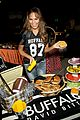 chrissy teigen flips hosts buffalo tailgate party 20