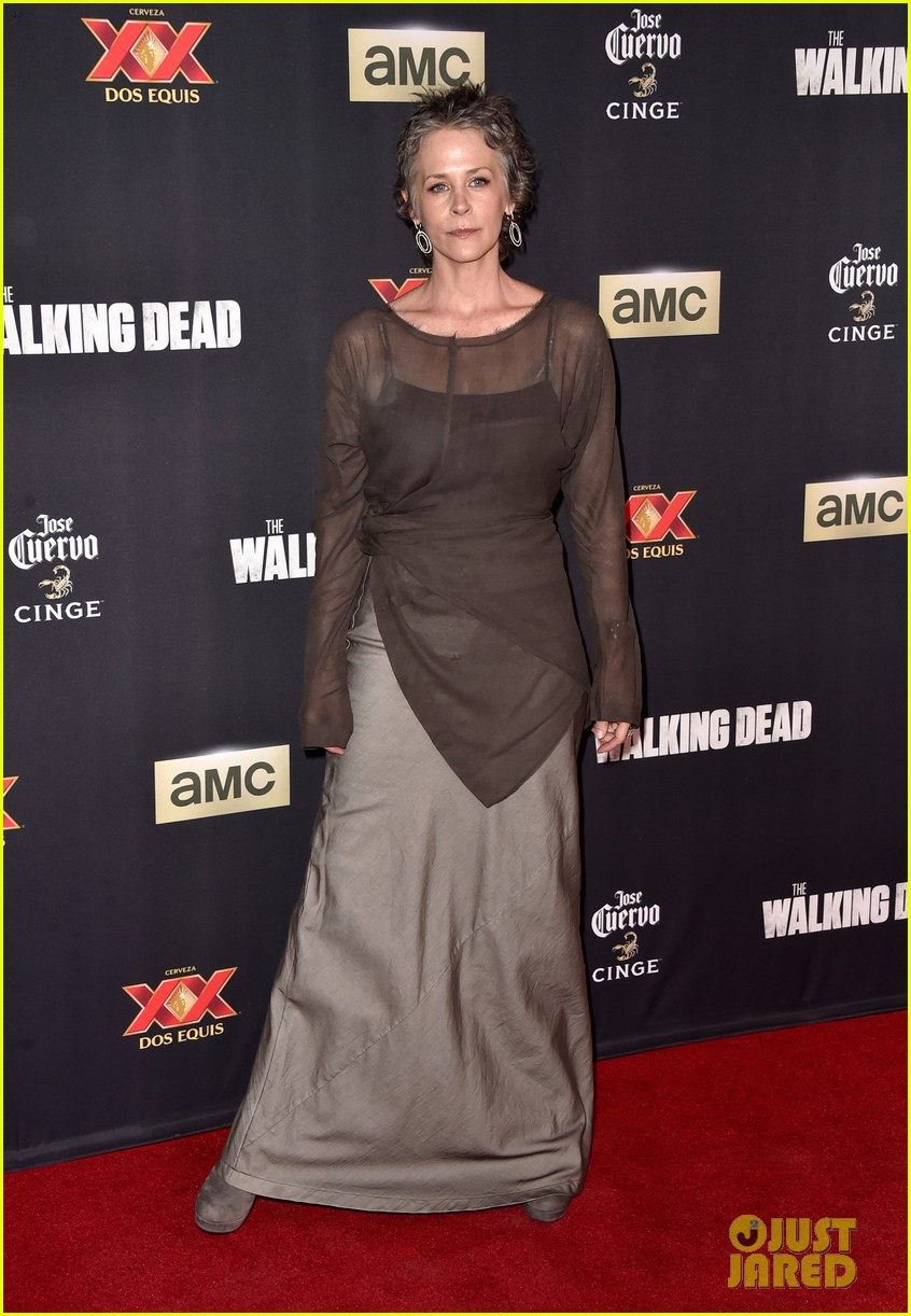 Melissa McBride appearances