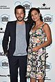 rosario dawson diego luna bffs spirit awards press conference 08