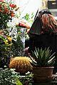 salma hayek goes flower shopping 11