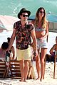 jared followill goes shirtless in brazil 14