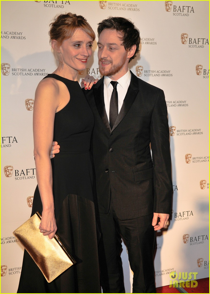 James Mcavoy 2014 Wife James McAvoy Looks So ...