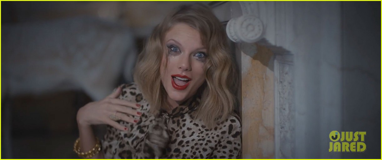 Full sized photo of taylor swift blank space video 02 photo 3238986