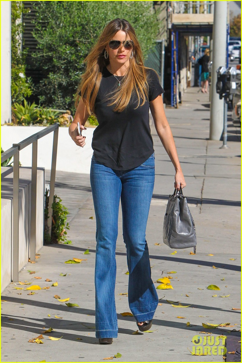 sofia vergara is happy to get kind words from fans on twitter photo sofia vergara pictures just jared