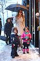 mariah carey snowy aspen shopping with the twins 11