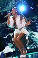 ariana grande debuts santa tell me video 08