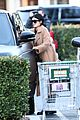 kylie jenner bares her midriff for some grocery shopping 08