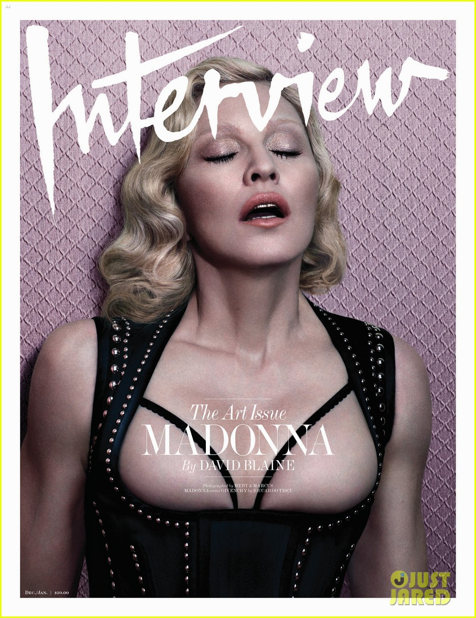 madonna interview magazine 01
