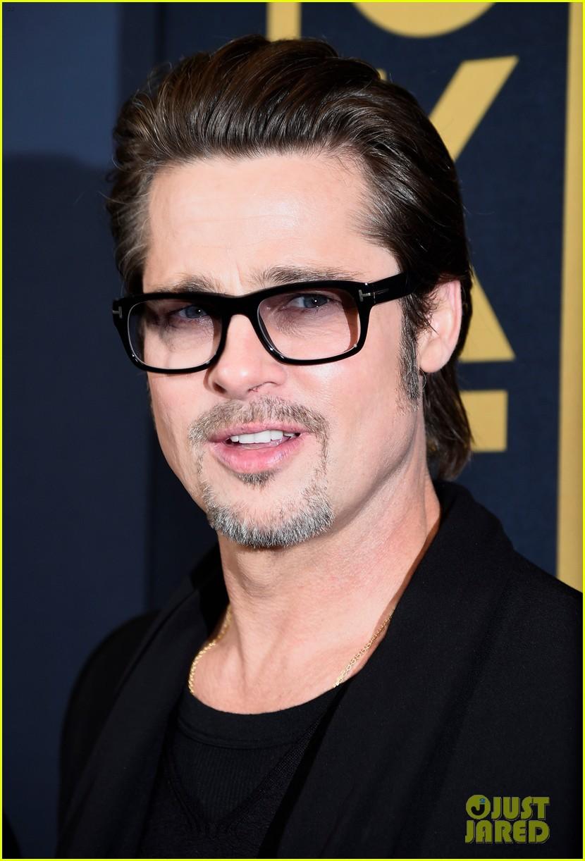 Brad Pitt Brings Three of His Kids to \'Unbroken\' Hollywood Premiere ...
